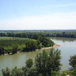 Garonne a Meilhan